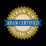 AHAM Certified
